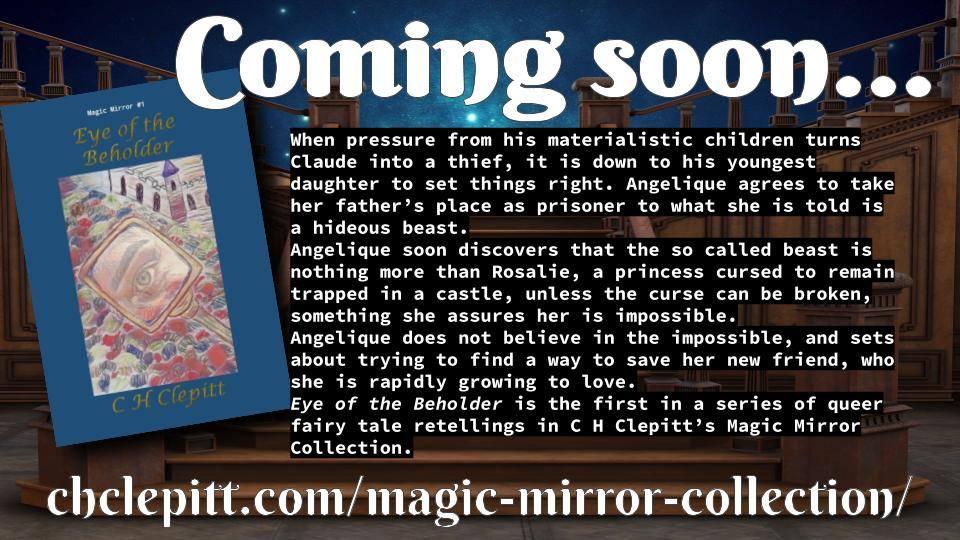 Eye of the Beholder – new release!