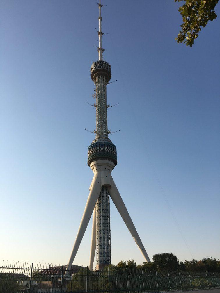 Tashkent: TV Tower