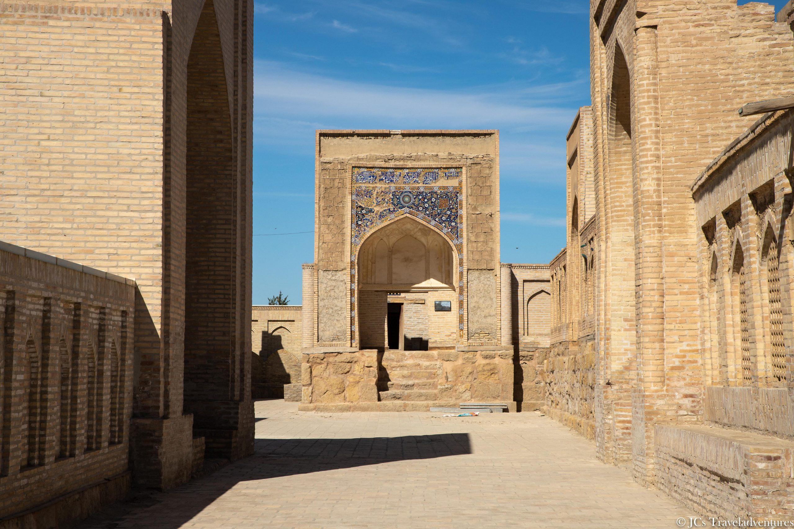 Bukhara Surroundings