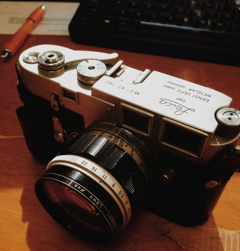 How much the Leica M2 Means to Me (5/6)