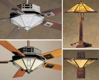 Casablanca Mission Fan  JCTdesign