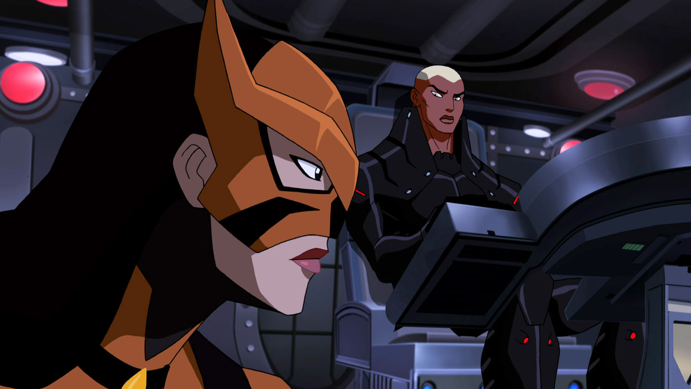 Young Justice Do You Think Kaldur And Artemis Could Ever