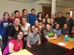 AVODAH-Chicago hosted us for dinner and conversations about social justice work.