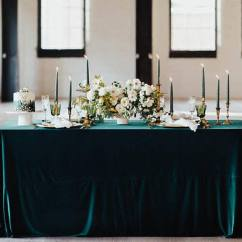 Chair Linens For Rent Full Massage How To Choose Table A Party Or Wedding Velvet Linen Rental