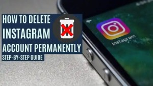 How to Delete Instagram Account Permanently [Step-By-Step Guide]
