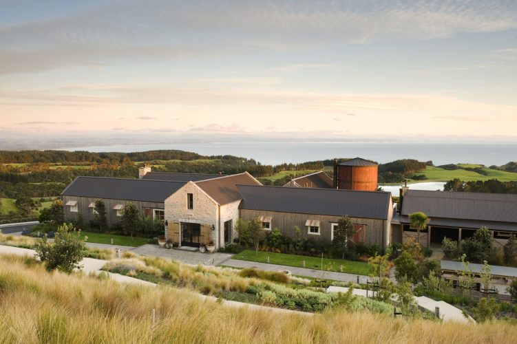 The Farm at Cape Kidnappers New Zealand