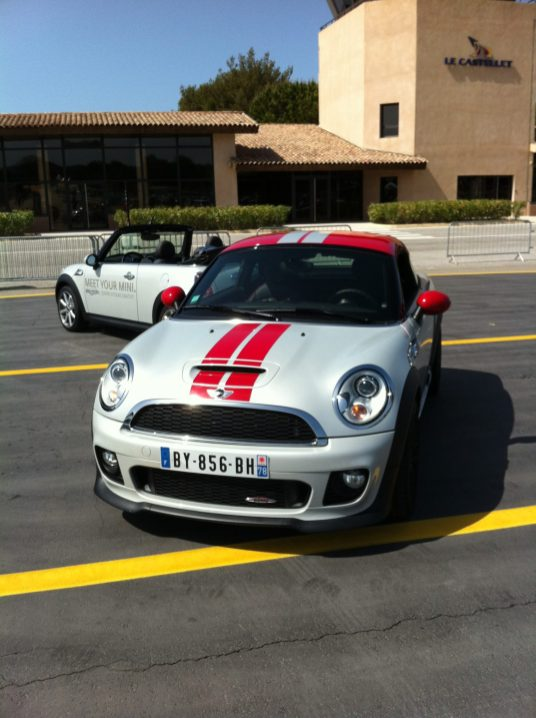 JCW Coupe