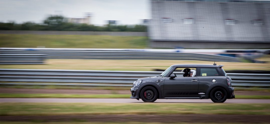 Bedford Autodrome Track Day MINI JCW