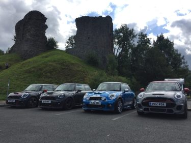 MINI JCW North Wales Roadtrip