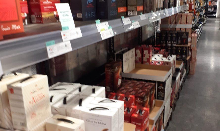 Mon choix à Vinmonopole : les vins en Bag in box