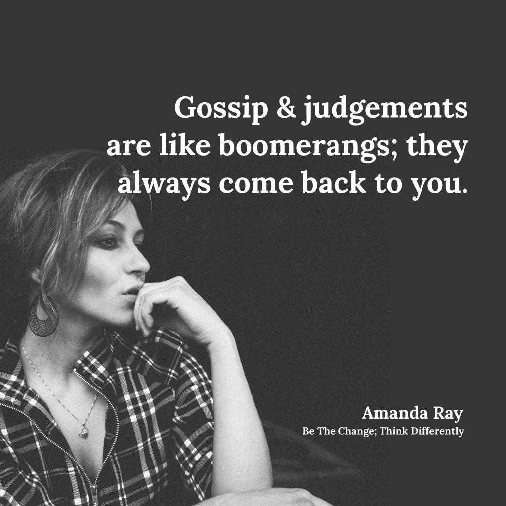 Gossip & Judgements