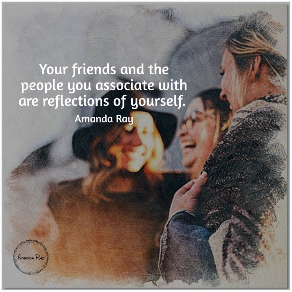 Reflections of yourself