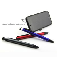 Ball Pen with Smart Phone Stand