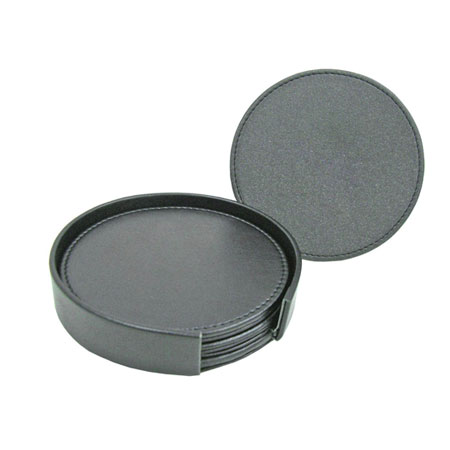 Leather PU Coaster