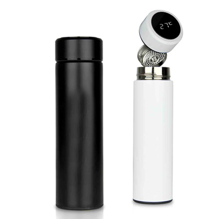 Smart LED touch Temperature Display Vacuum Flask