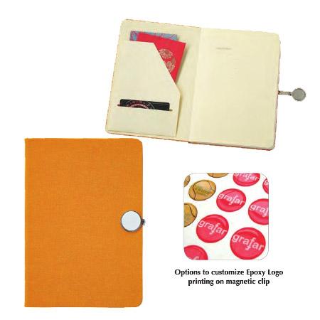 Premium A5 Notebook