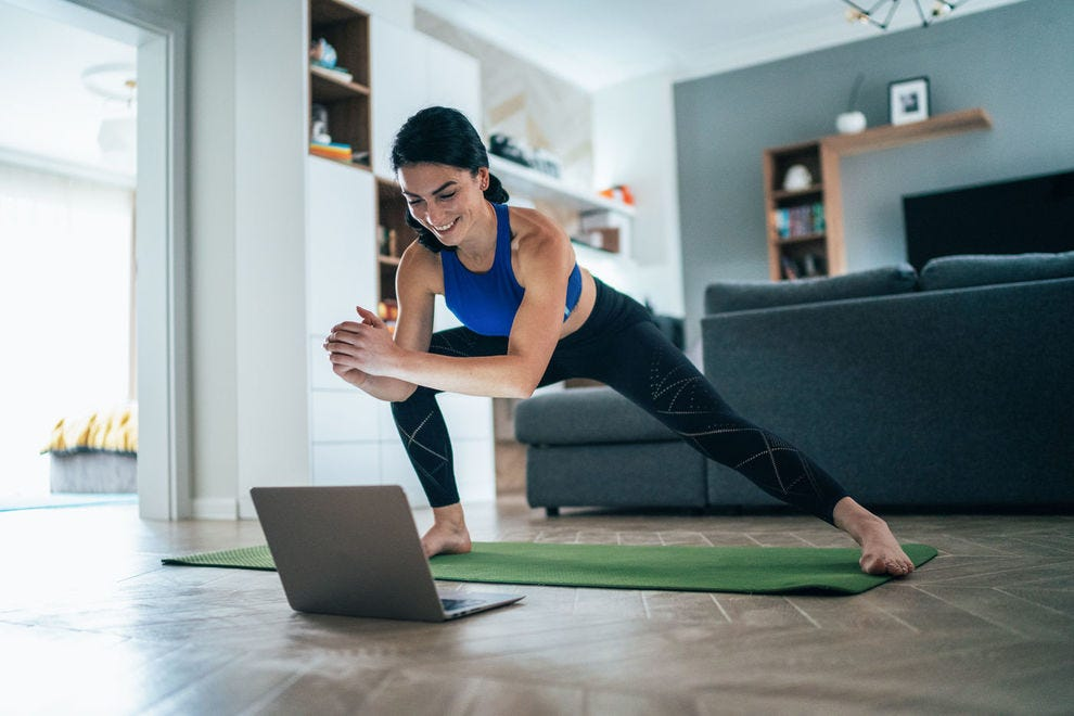 How to Start and Maintain a Fitness Routine Amid Uncertainty