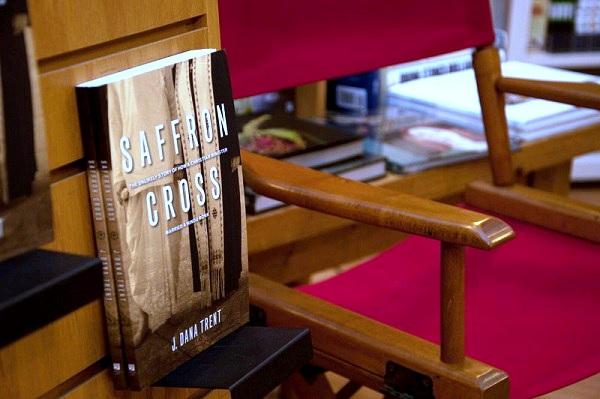 Photo Credit: Linda Furtado, http://furtados.smugmug.com/General-Agency-Pictures/The-Upper-Room/Saffron-Cross/i-r7Z8h36