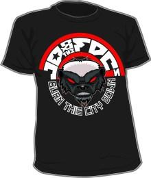 FDCs Burn tshirt.indd