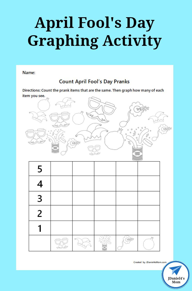 medium resolution of April Fool's Day Graphing Activity - JDaniel4s Mom