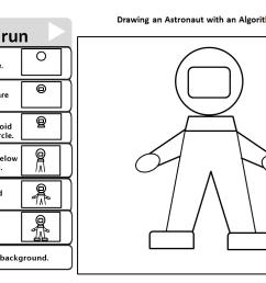 How to Draw an Astronaut with an Algorithm - JDaniel4s Mom [ 780 x 1051 Pixel ]