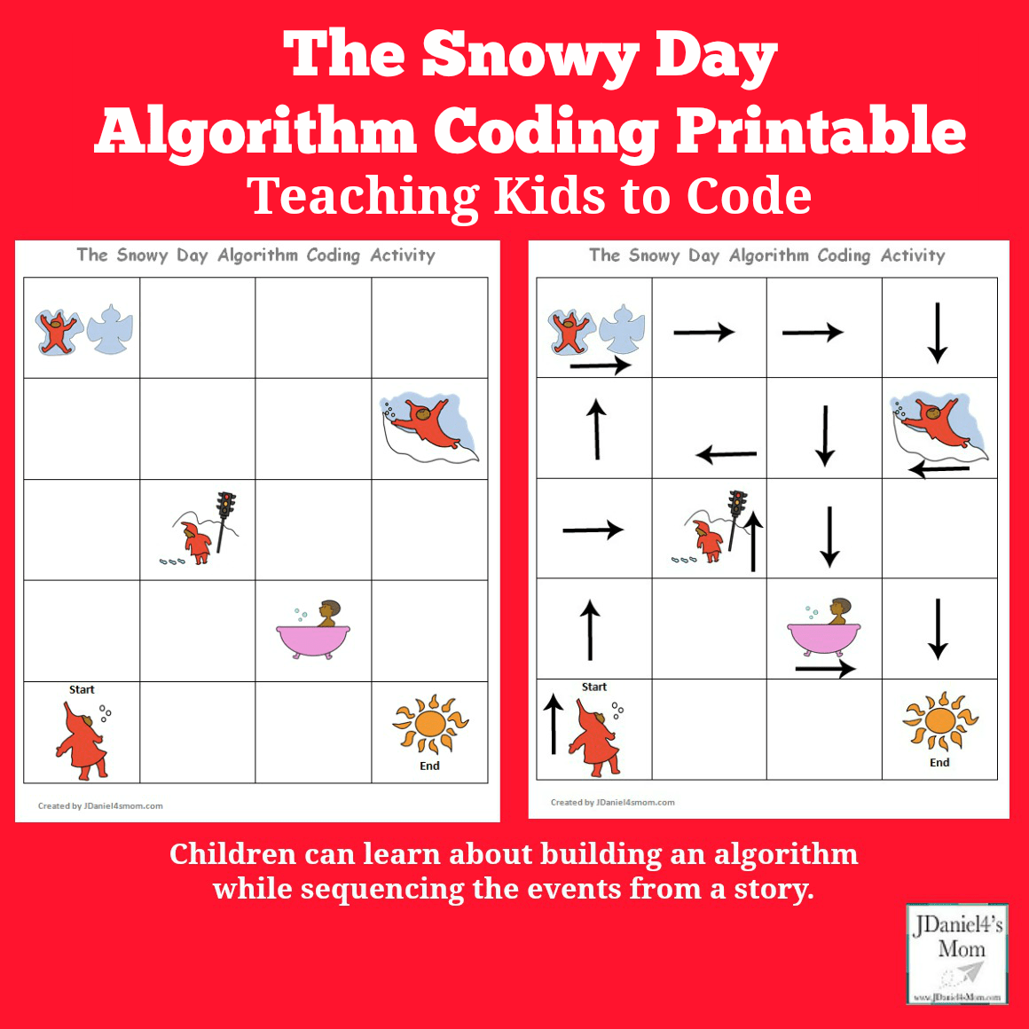 Snowy Day Worksheets