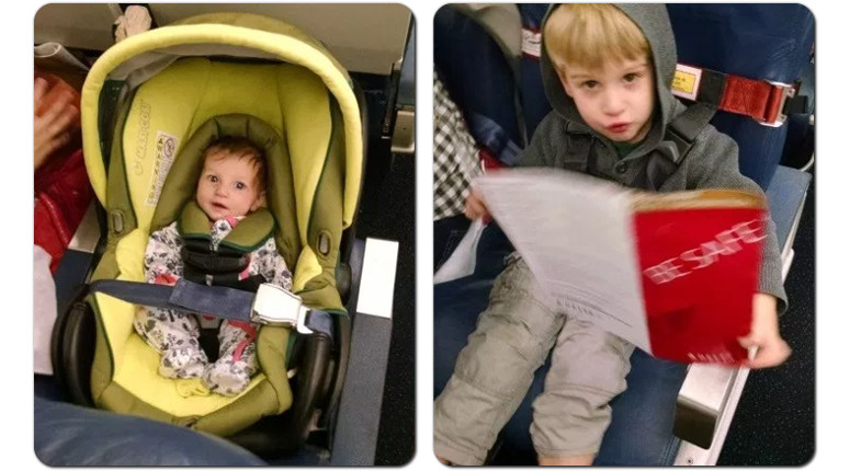 Flying With Kids: Advice from the FAA & NTSB to Prepare for a Safe ...