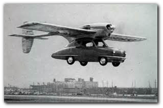 flying car faa