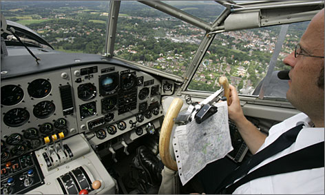 cockpit of the week
