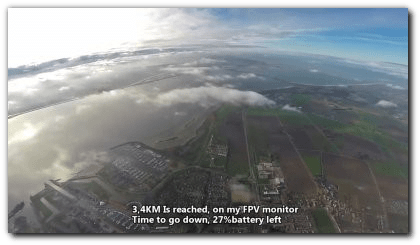 11,000ft DJI drone flight record attempt slammed as 'idiotic' and dangerous by UAV hobbyists