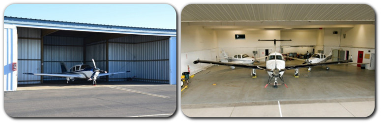 faa hangar use policy