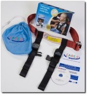 airplane child safety restraints