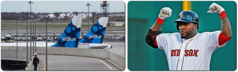 JetBlue's David Ortiz Gate at Boston Logan International Airport (BOS)