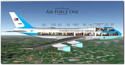 diagram of air force 1 circuit diagram of 8 to 1 multiplexer the air force one tweet & flap: an alternate route? | jda ... #9