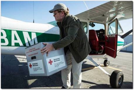 Disaster Airlift Response Team american red cross