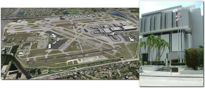 fort lauderdale executive airport aip grant faa