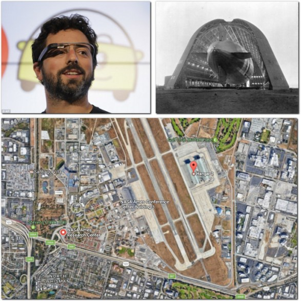 google sergey brin lighter than air aircraft