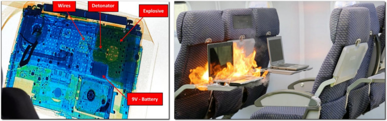 Personal Electronic Device Debate airline
