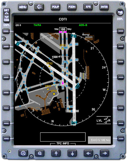 electronic flight bag efb