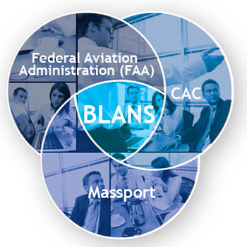 faa blans boston logan airport noise study massport cac