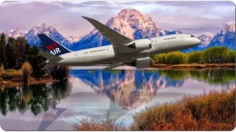 wyoming airline service aviation
