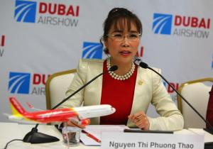 Nguyen Thi Phuong Thao, President and CEO of Vietnamese