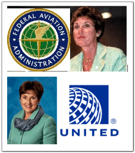 from FAA to UA