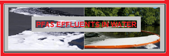 PFAS effluents