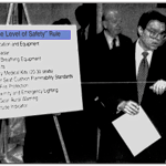 Sec. Pena and 1 level of Safety