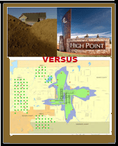 High Point and noise map