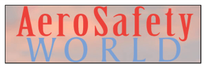 AeroSafety World LOGO