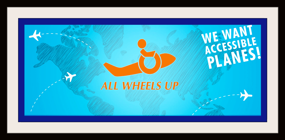 All Wheels Up page