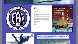 AOPA letter and specific areas cited