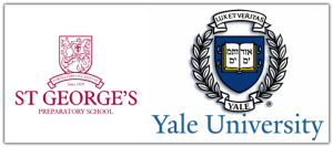 St.George and Yale seals